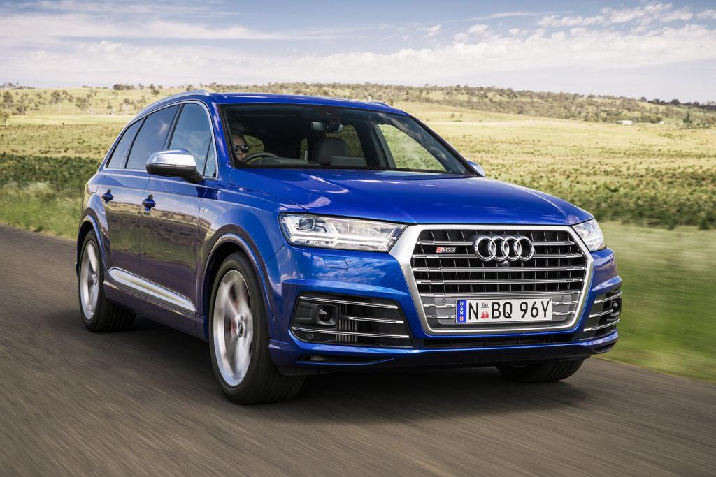 Audi Sq7 2016 Launch Review Www Carsales Com Au