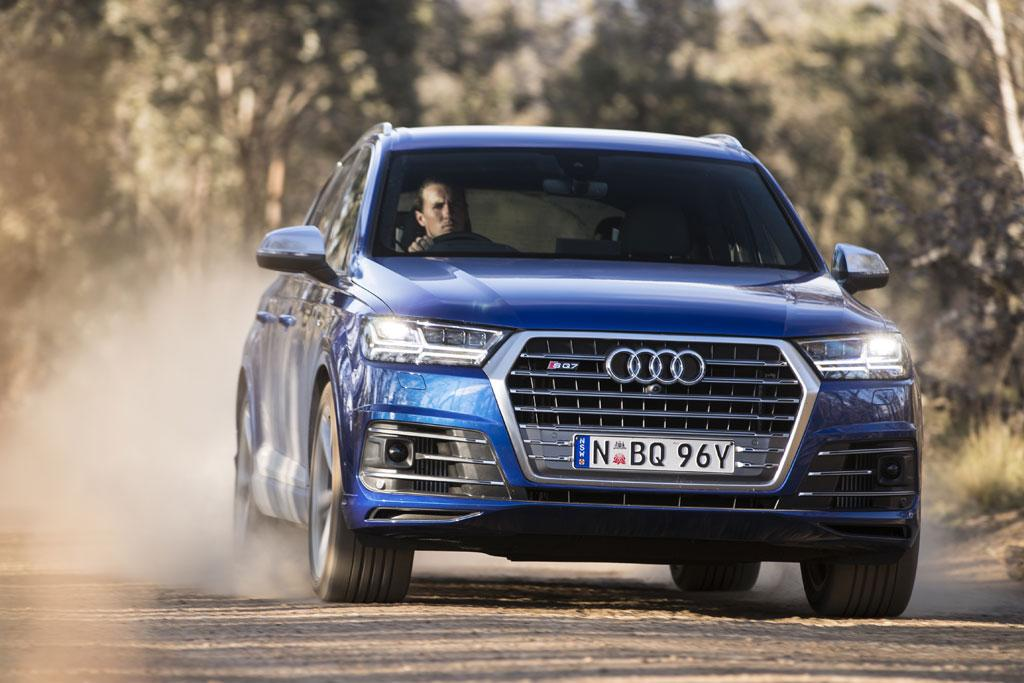 Audi Sq7 2017 Review