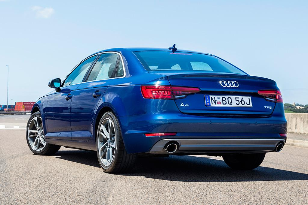 Allnew Audi A Lands From Wwwcarsalescomau - Audi abq