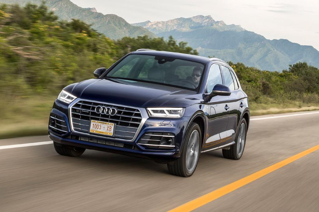 Audi Q5 2017 Review