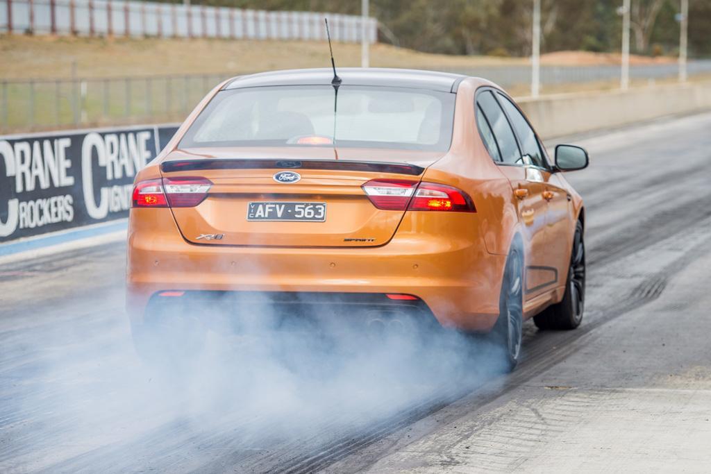 Grudge Match: HSV GTS v Ford Falcon XR Sprints - www