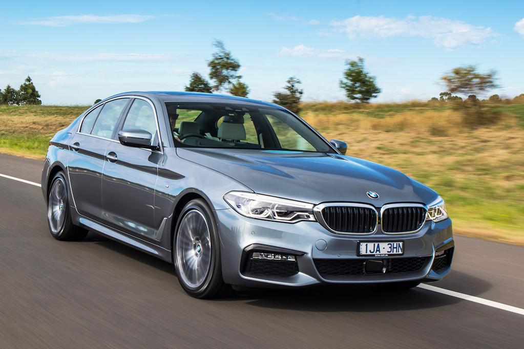 Technology review: BMW 530i - www carsales com au
