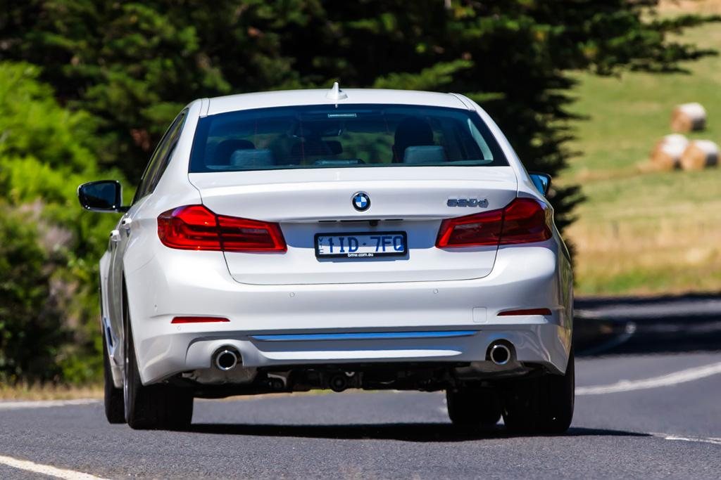 Bmw 5 Series 2017 Local Launch