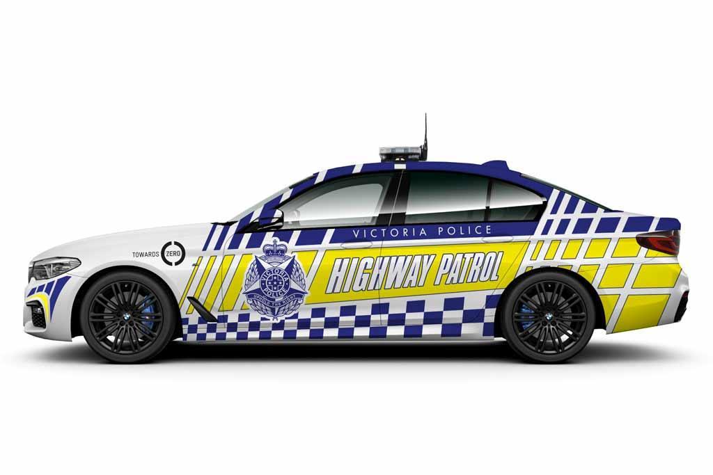 Victoria Police Chooses Bmw Www Carsales Com Au