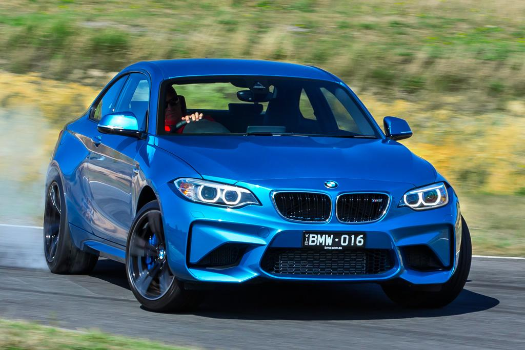Bmw M2 Coupe 2016 Review