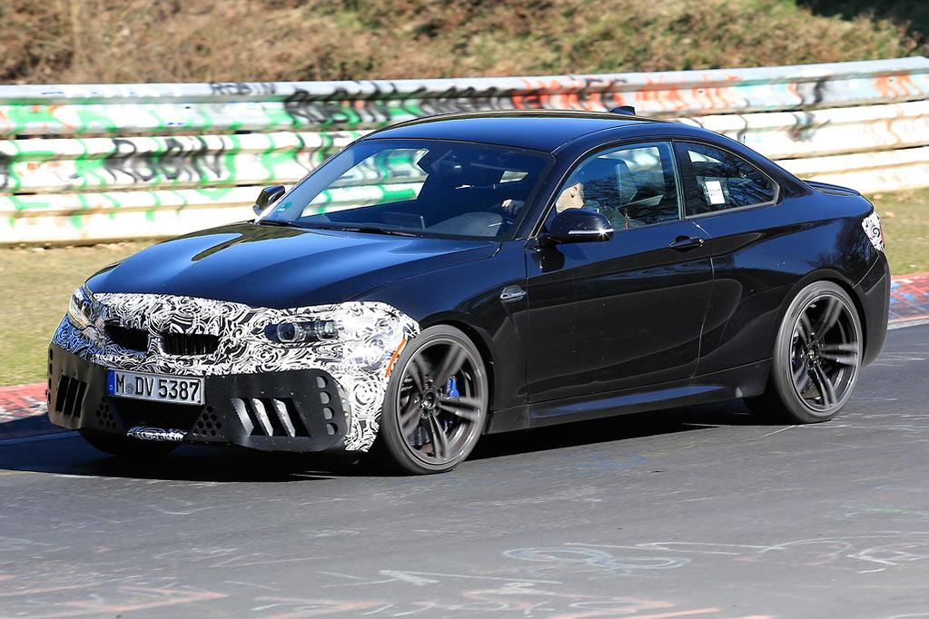 New-look BMW M2 here by September - www carsales com au