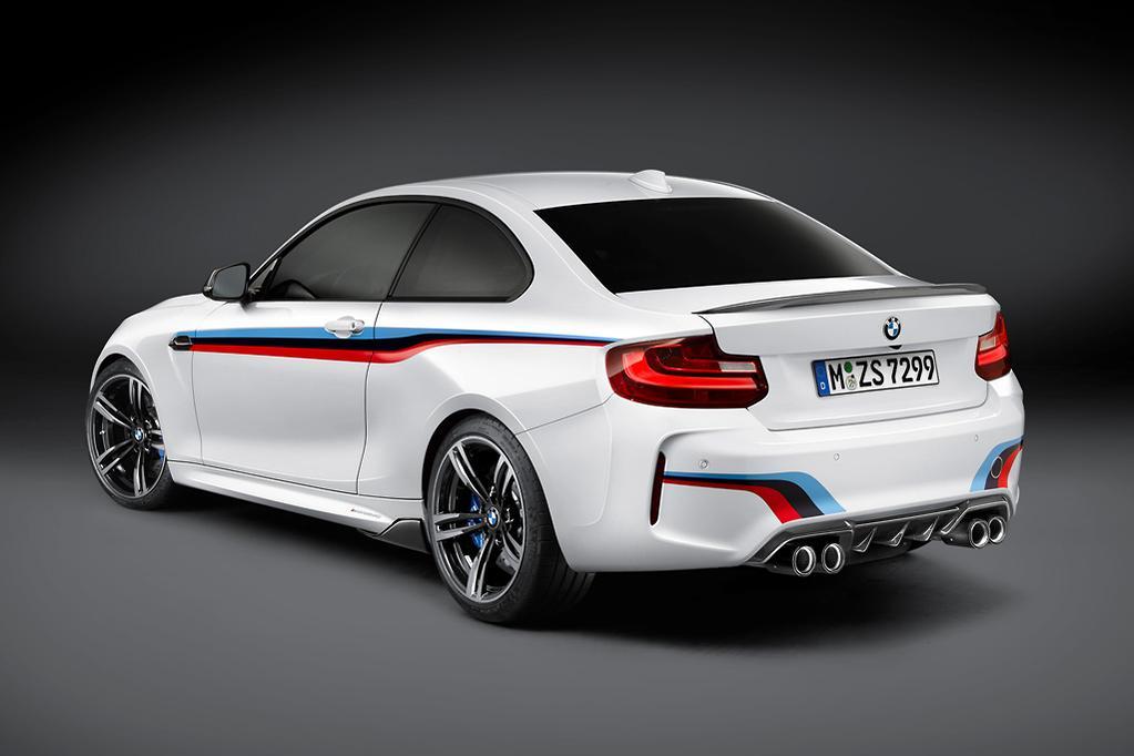 BMW M Performance Parts confirmed for M2 - www carsales com au