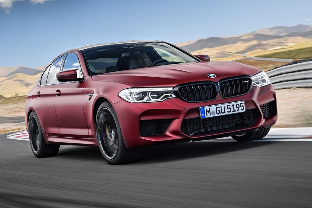 new bmw m5 officially revealed - www.carsales.au