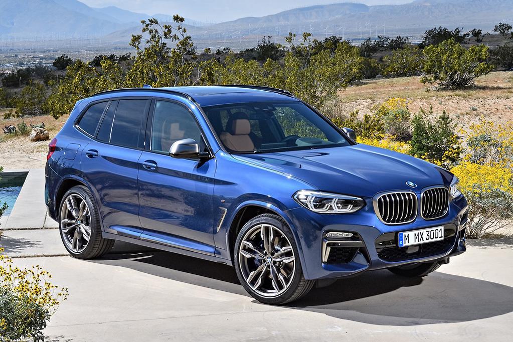 All-new BMW X3 revealed - www carsales com au