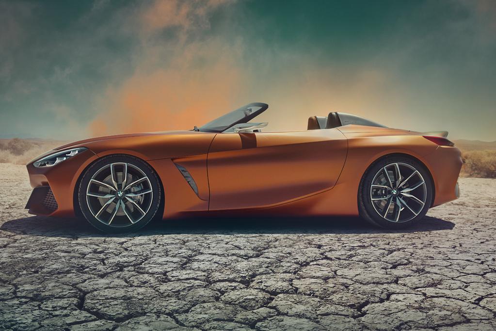 BMW presents Concept Z4 - www.carsales.com.au fa5f548f98