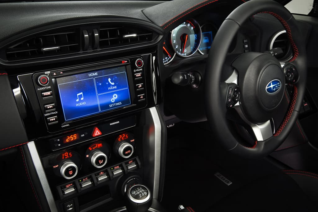 brz manual features