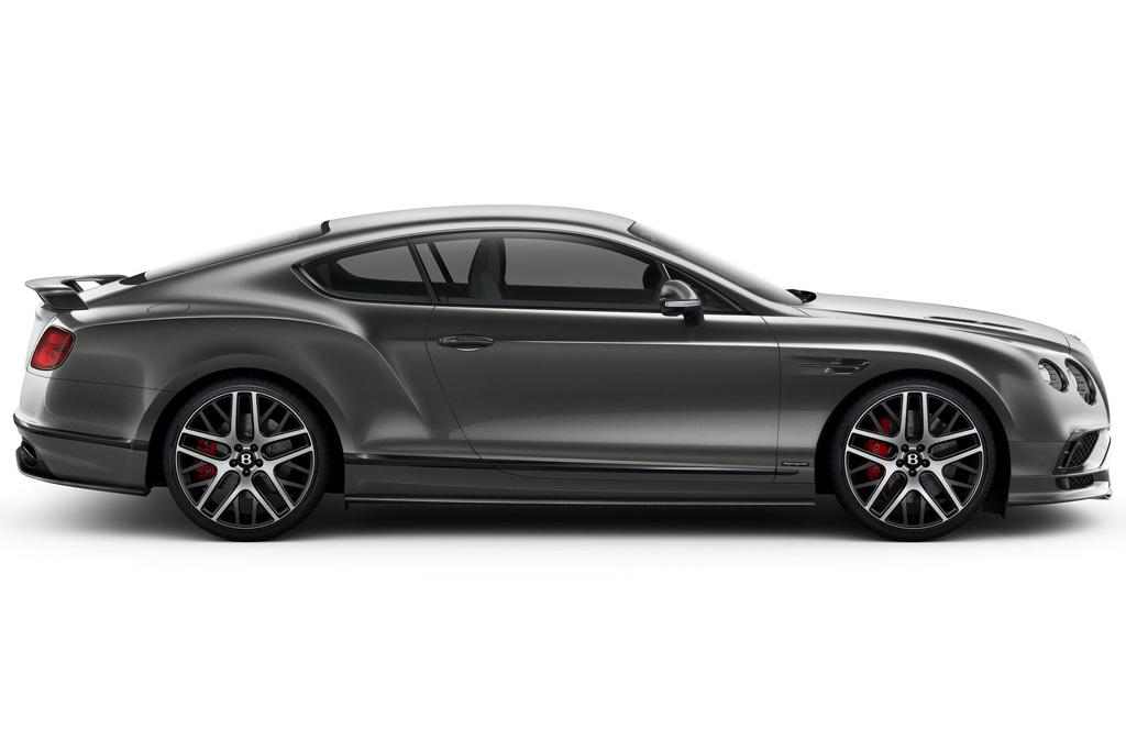Bentley Continental Supersports Blasts Into 2017 Www Carsales Com Au