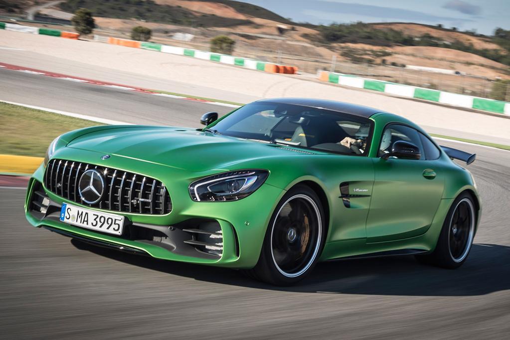 Mercedes-AMG GT R 2017 Review - www carsales com au