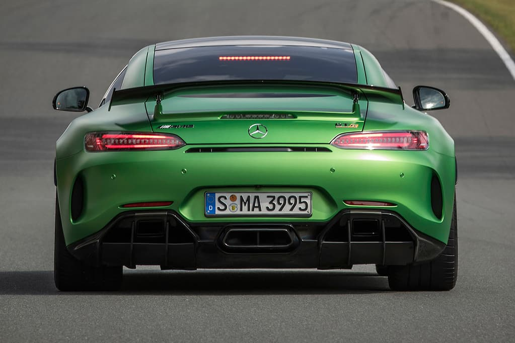 Mercedes-AMG GT R Black Series coming - www carsales com au