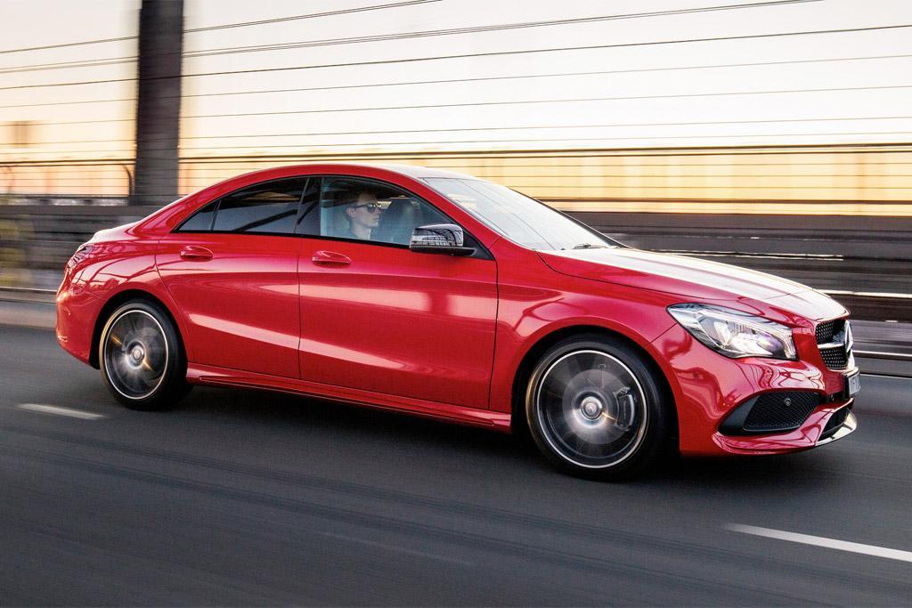 Mercedes-Benz CLA-Class 2016 Review - www carsales com au