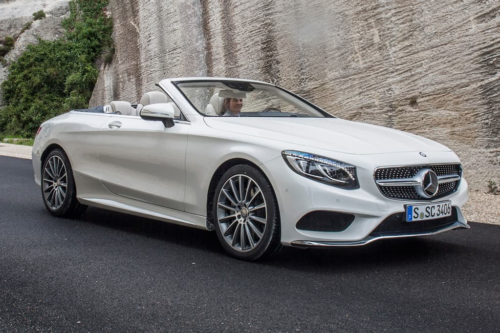 The Cabriolet Is Based Off Last Year S Gest Surprise Packet Cl Coupe And It Equally Surprising High In Everything Does