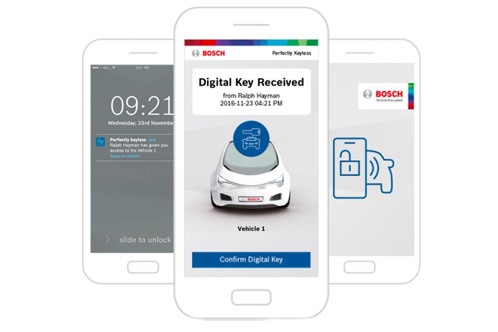 Open your car by phone - www carsales com au