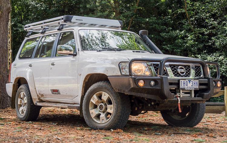 Nissan Patrol Legend Edition 2017 Review - www carsales com au
