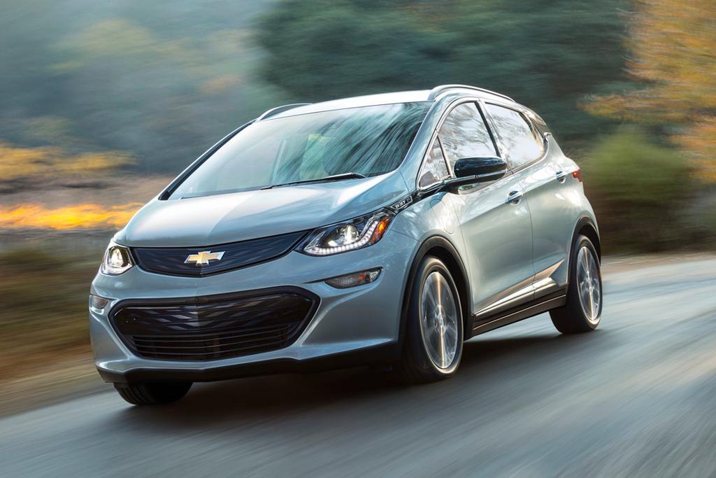Chevrolet Bolt 2016 Review