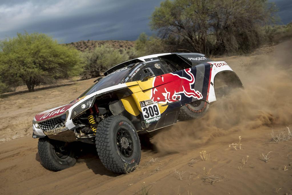 MOTORSPORT: Stephane Peterhansel wins 13th Dakar - www