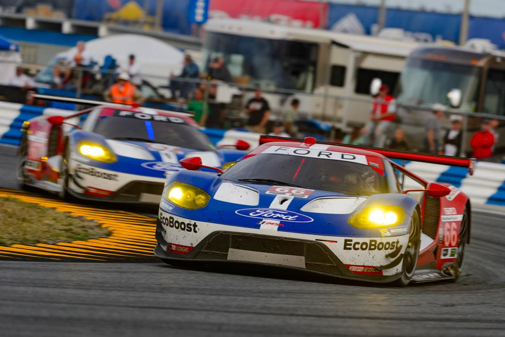 Video Ford Gt The Return