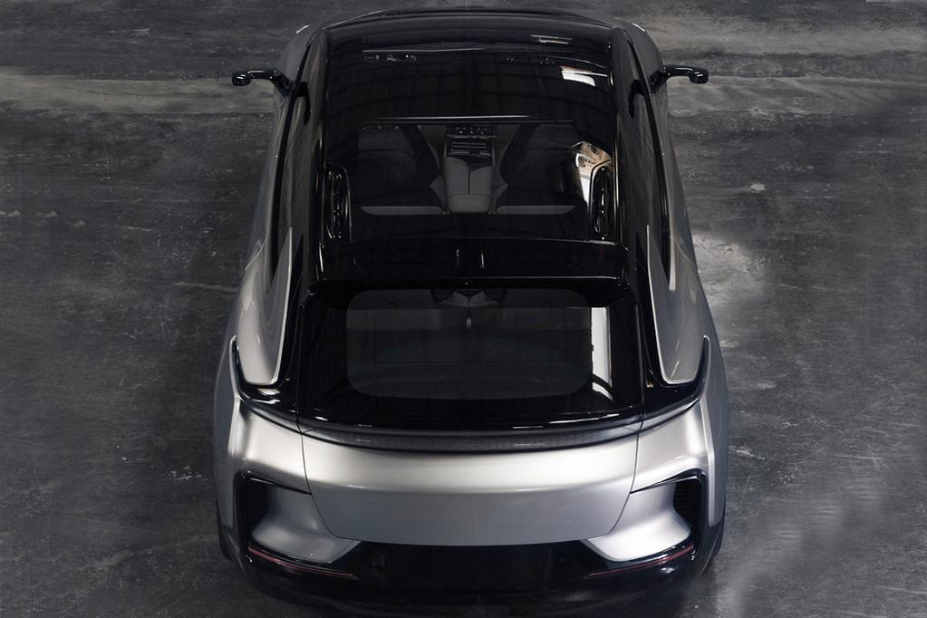 Rear Seat Reclining Angles Putting Pengers In The Bio Mechanically And Ergonomically Optimal Position For Comfort Says Faraday Future