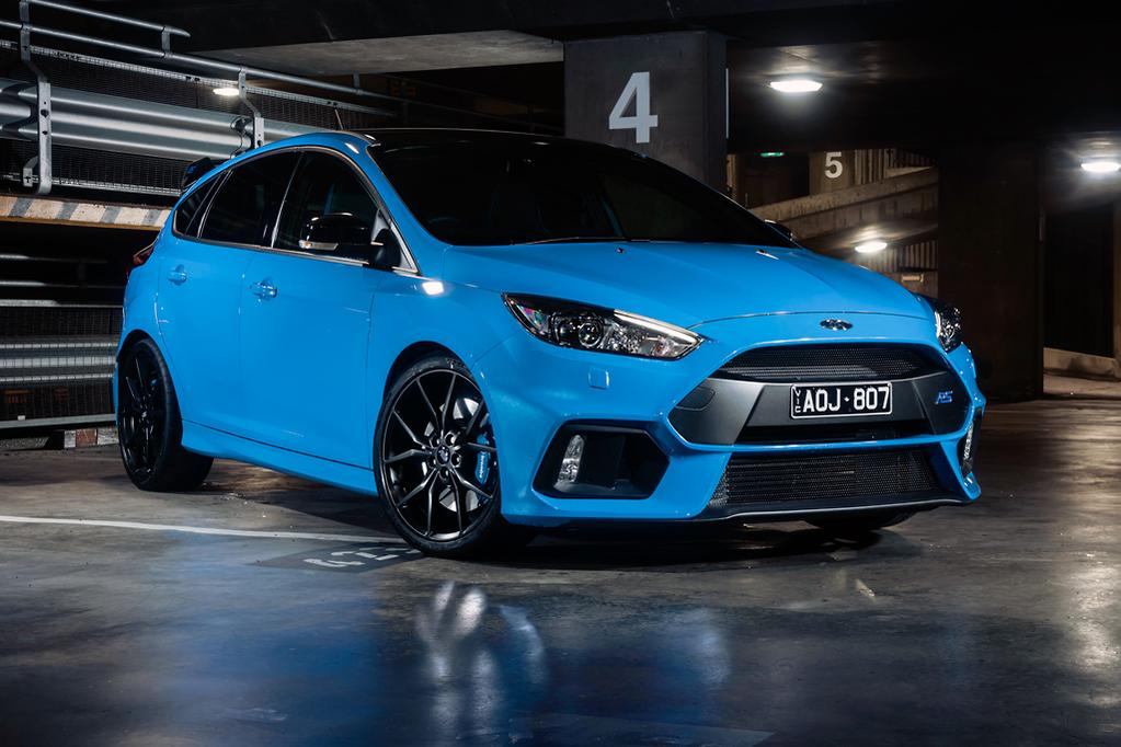 Ford Focus RS Limited Edition 2017 Review - www carsales com au