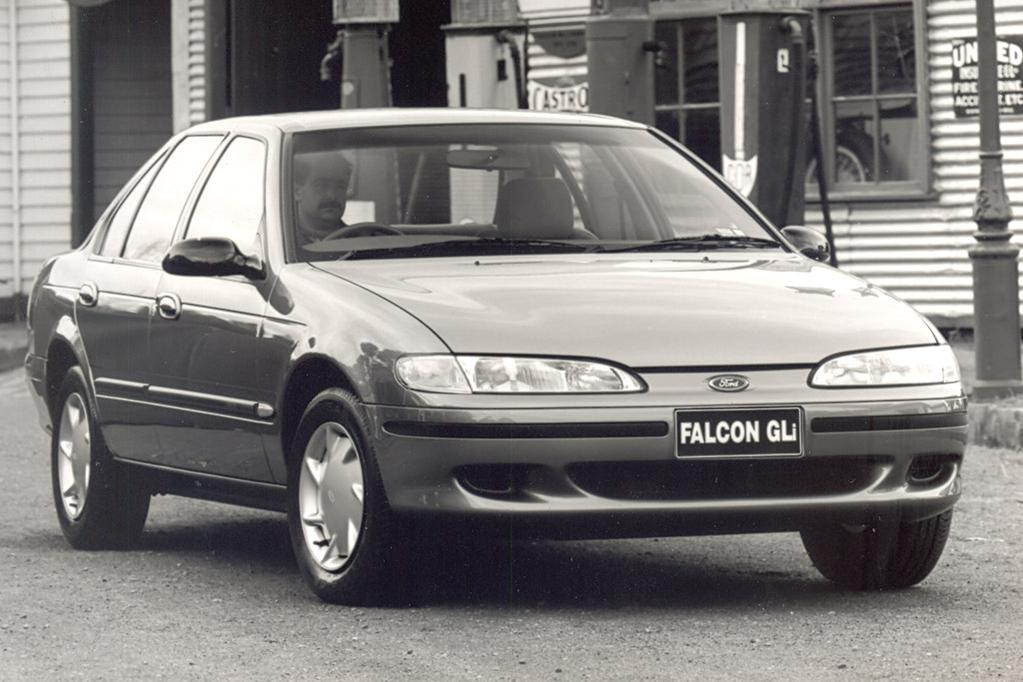 Falcon Friday: Fast facts - www carsales com au