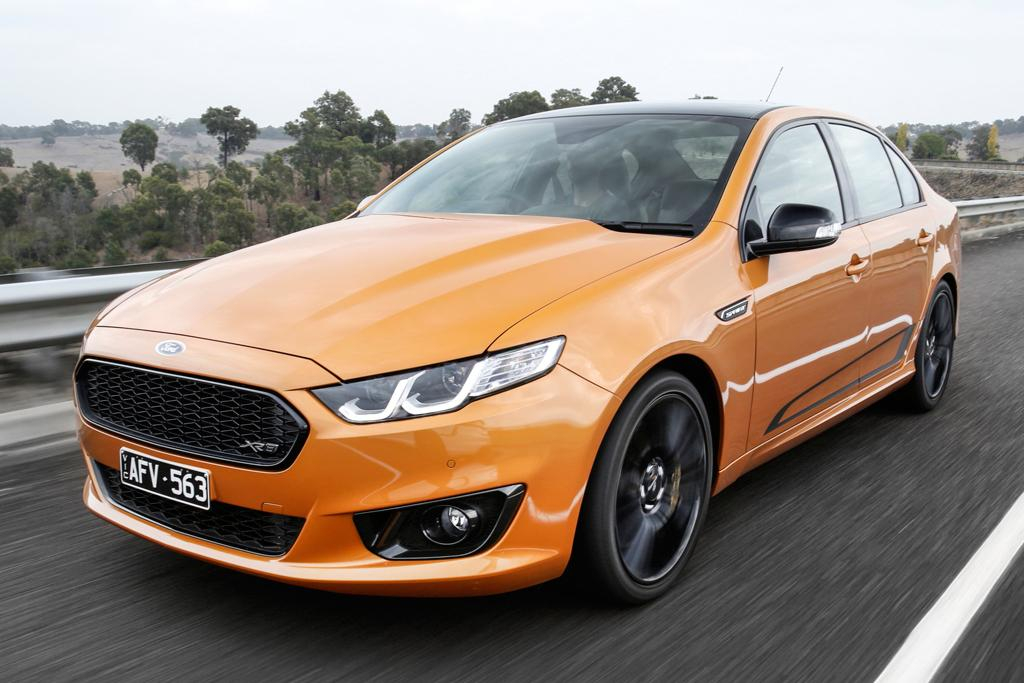 Ford Falcon 2016 >> Ford Falcon Xr Sprint 2016 Review Www Carsales Com Au