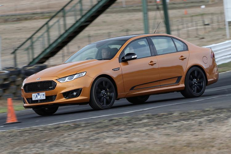 Ford Falcon XR Sprint 2016 Review - www carsales com au
