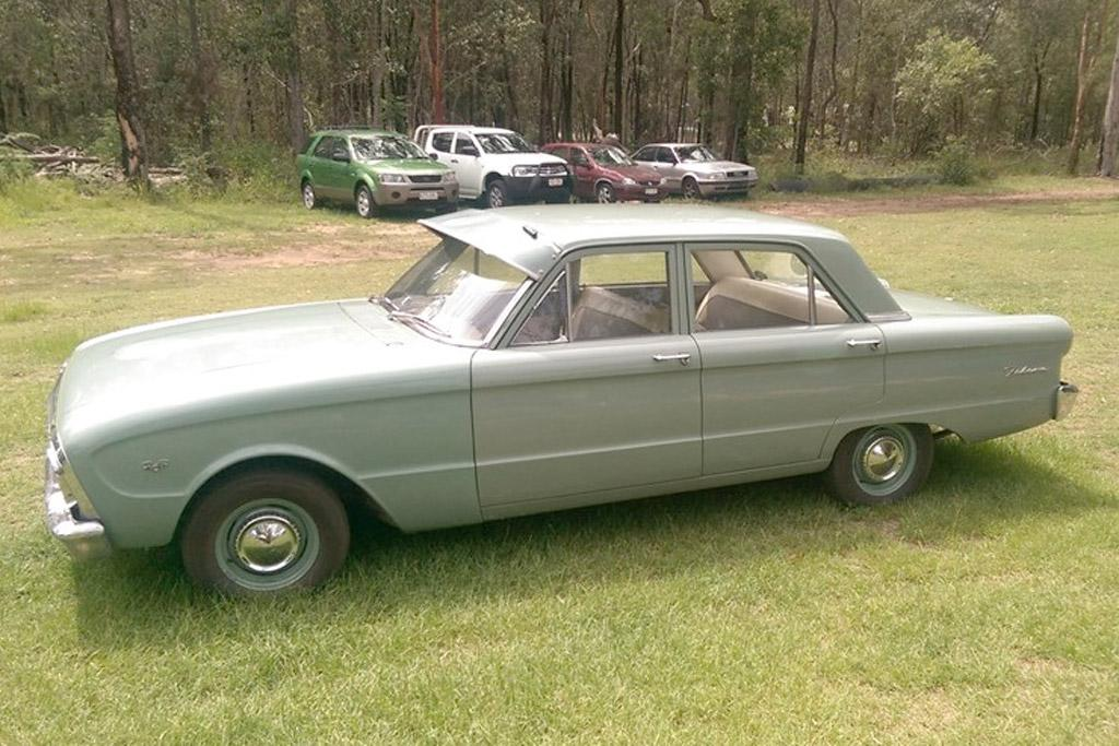 From The Classifieds: Ford Falcon XM sedan 1964 - www