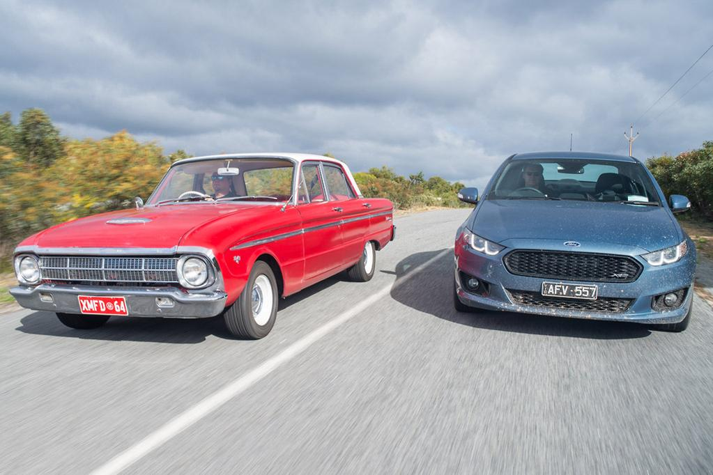 Ford Falcon 1964 Review - www carsales com au