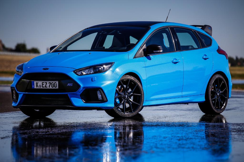 Ford Focus Rs Limited Edition 2017 Review