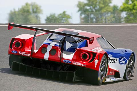 Ford Gt Documentary The Return