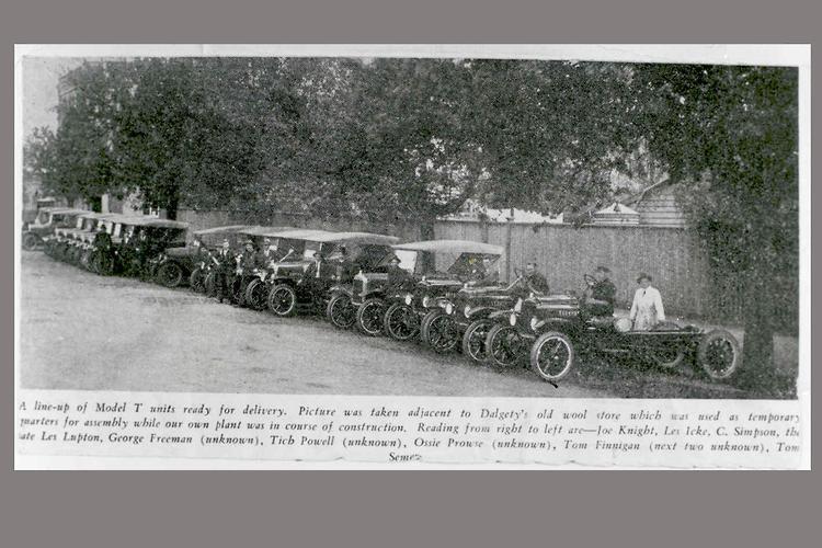 Ford in Australia: A rich history - www carsales com au