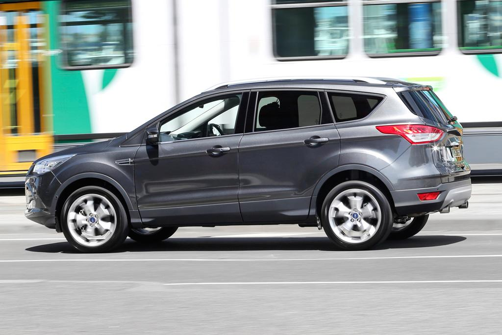 In Terms Of Market Impact The Kuga Looks Puny Not Only Against Its Competitors But Also Within Its Own Ranks Where It Is Outsold Hugely By The Ranger Ute