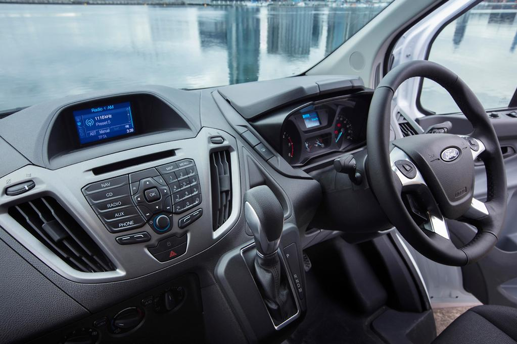 3c6c785016 Other van manufacturers note  Apparently Ford s Transit Custom production  facility in Turkey can accommodate even a single order for an  SVO   (Special ...