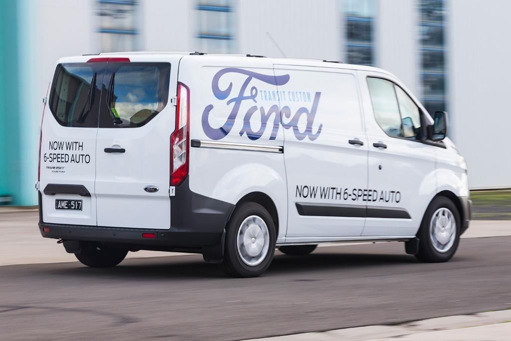 d7c28a09ee168a Ford Transit Custom 2017 Review - www.carsales.com.au