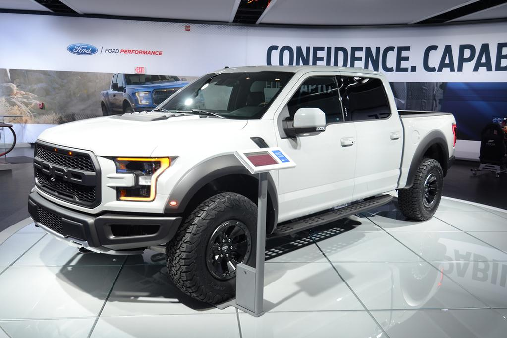 ... new four-wheel drive setup via the 10-speed automatic transmission, featuring a torque-on-demand transfer case. According to Ford, power is transferred ...