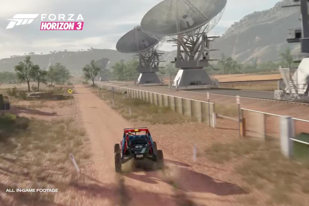 Aussie love for Forza Horizon 3 - www carsales com au