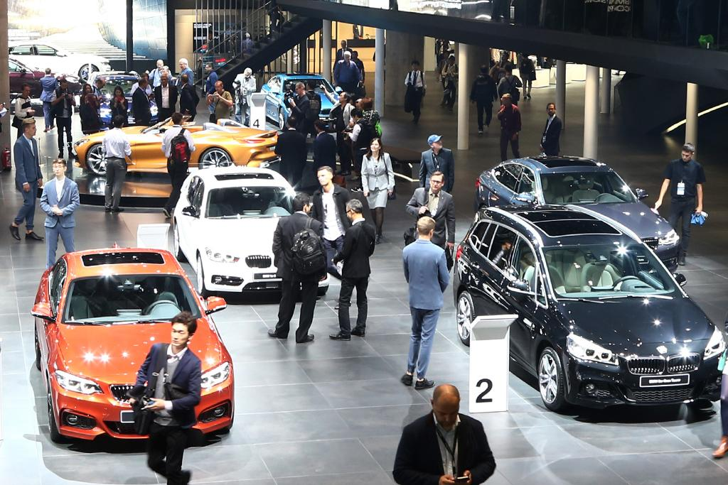 FRANKFURT MOTOR SHOW Top Cars From Wwwcarsalescomau - Auto show car sales