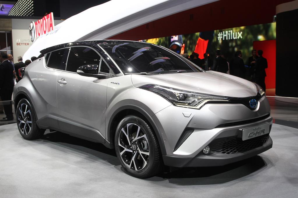 Toyota C Hr Hybrid Could Come To Oz Www Carsales Com Au