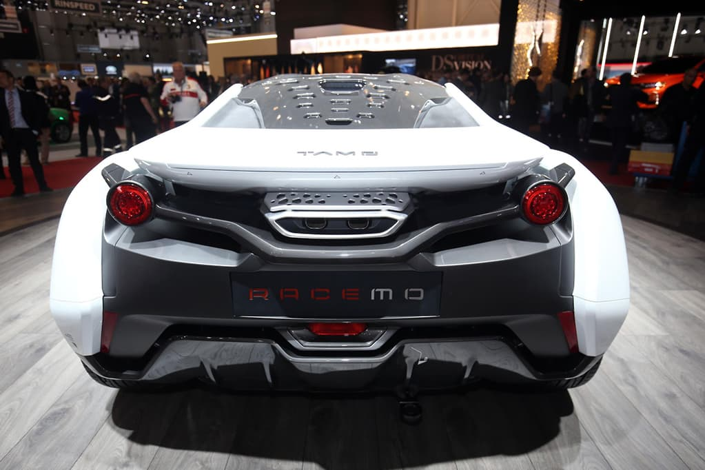 Geneva Motor Show Tata Tamo Racemo Is Go Www Carsales Com Au