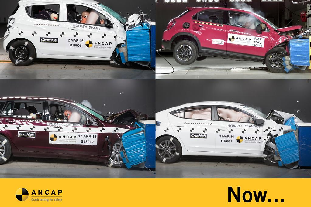 Market Coverage Is Now At A Record High With 92 Per Cent Of New Car S Holding An Ancap Safety Rating And 96 Those Rated By This