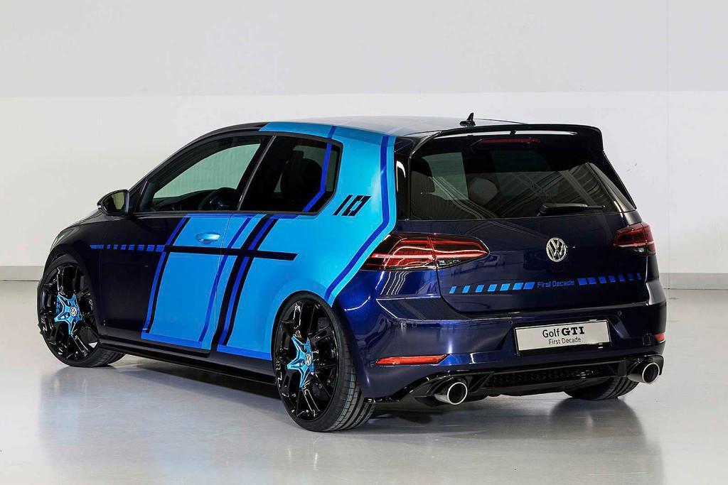 Unveils 300kw Golf Gti Hybrid