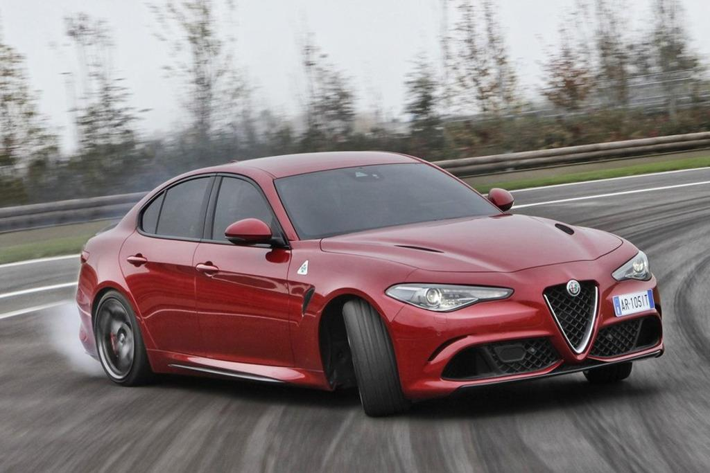Alfa Romeo Giulia V6 Turbo Yours For 144 000 Www Carsales Com Au