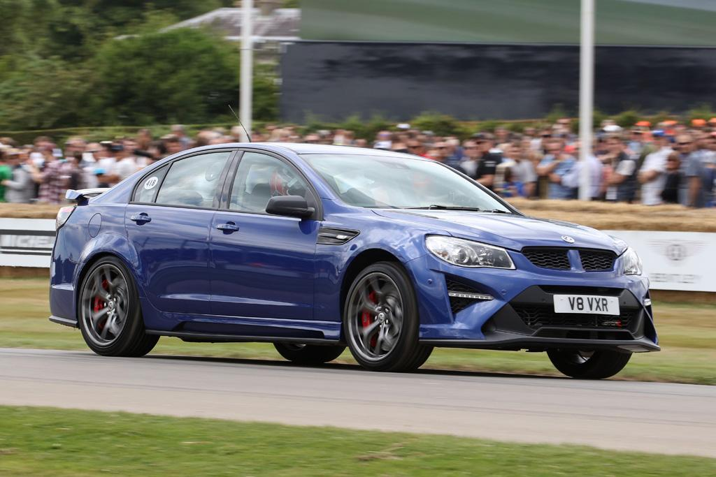 Driving Goodwood in the HSV GTSR - www carsales com au