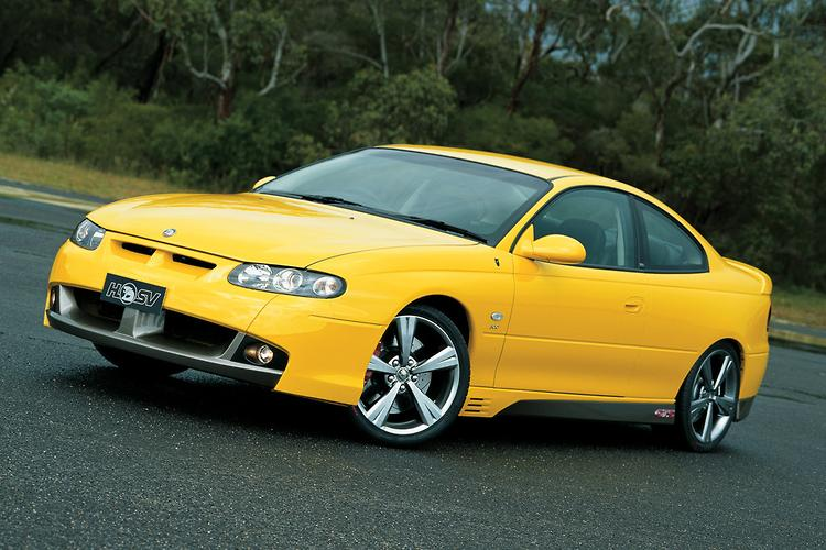 Hsv A Timeline Of Aussie Made Muscle Www Carsales Com Au