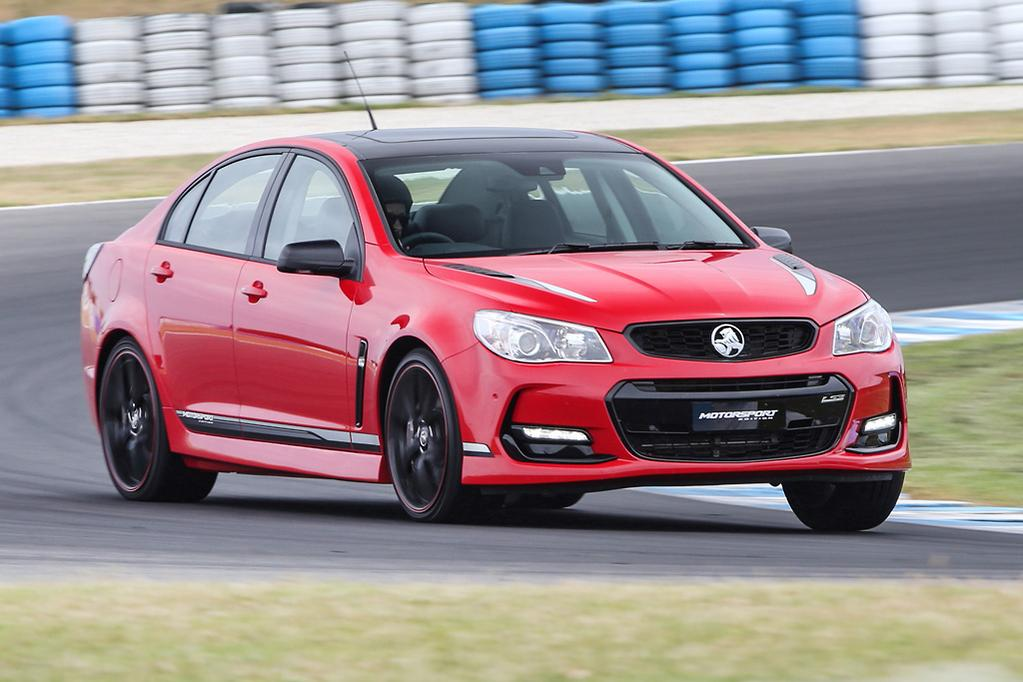 Holden Commodore Motorsport Edition 2017 Review - www