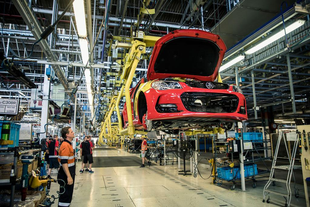 Holden's manufacturing closure by the numbers - www carsales